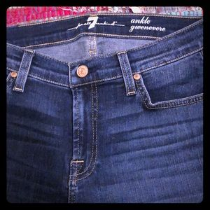7 For all mankind- Gwenevere Ankle -26